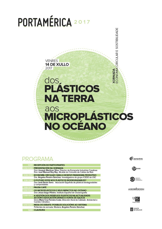 Jornadas sobre economía circular y sostenibilidad en PortAmérica