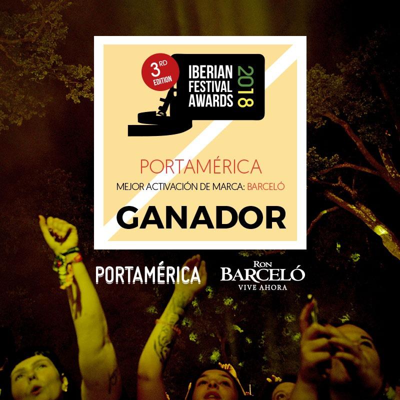 PortAmérica y Ron Barceló se hacen con el premio IFA a mejor activación de marca