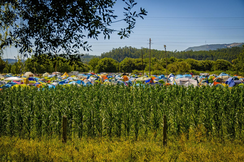 Entradas para la acampada PortAmérica ya a la venta