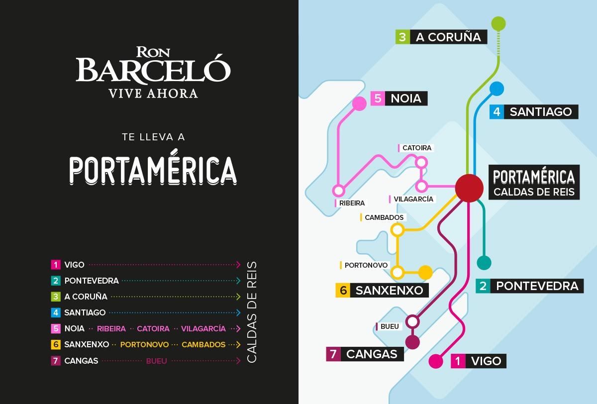 Reserva tu plaza en el Bus Ron Barceló #BusRonBarceló