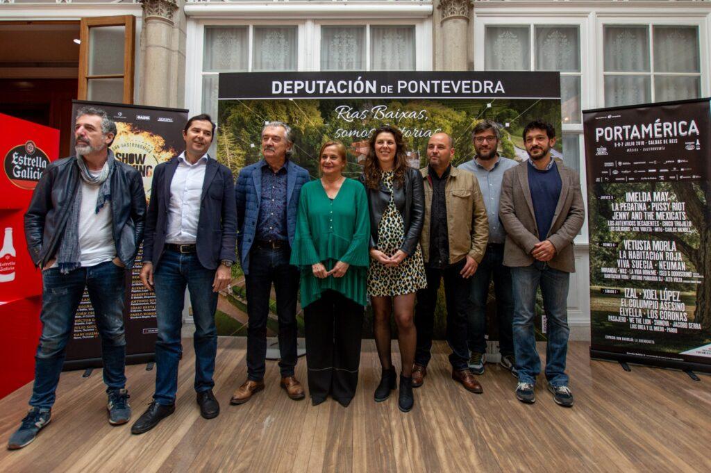 rueda prensa ShowRocking PortAmérica 2018