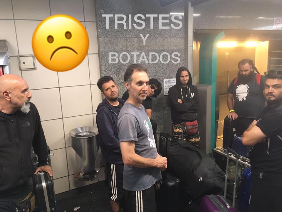 Chico trujillo se pierde PortAmérica