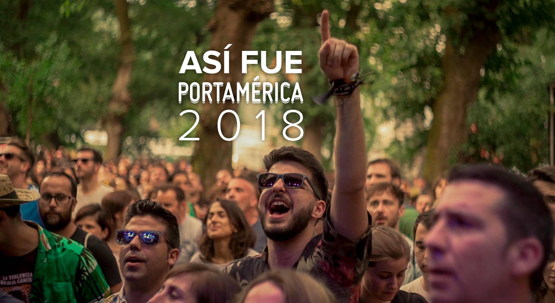 ¡Así fue PortAmérica 2018!