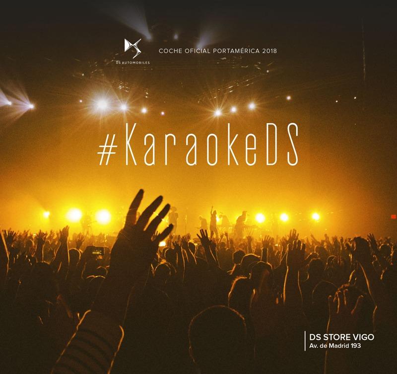 Karaoke DS en PortAmérica