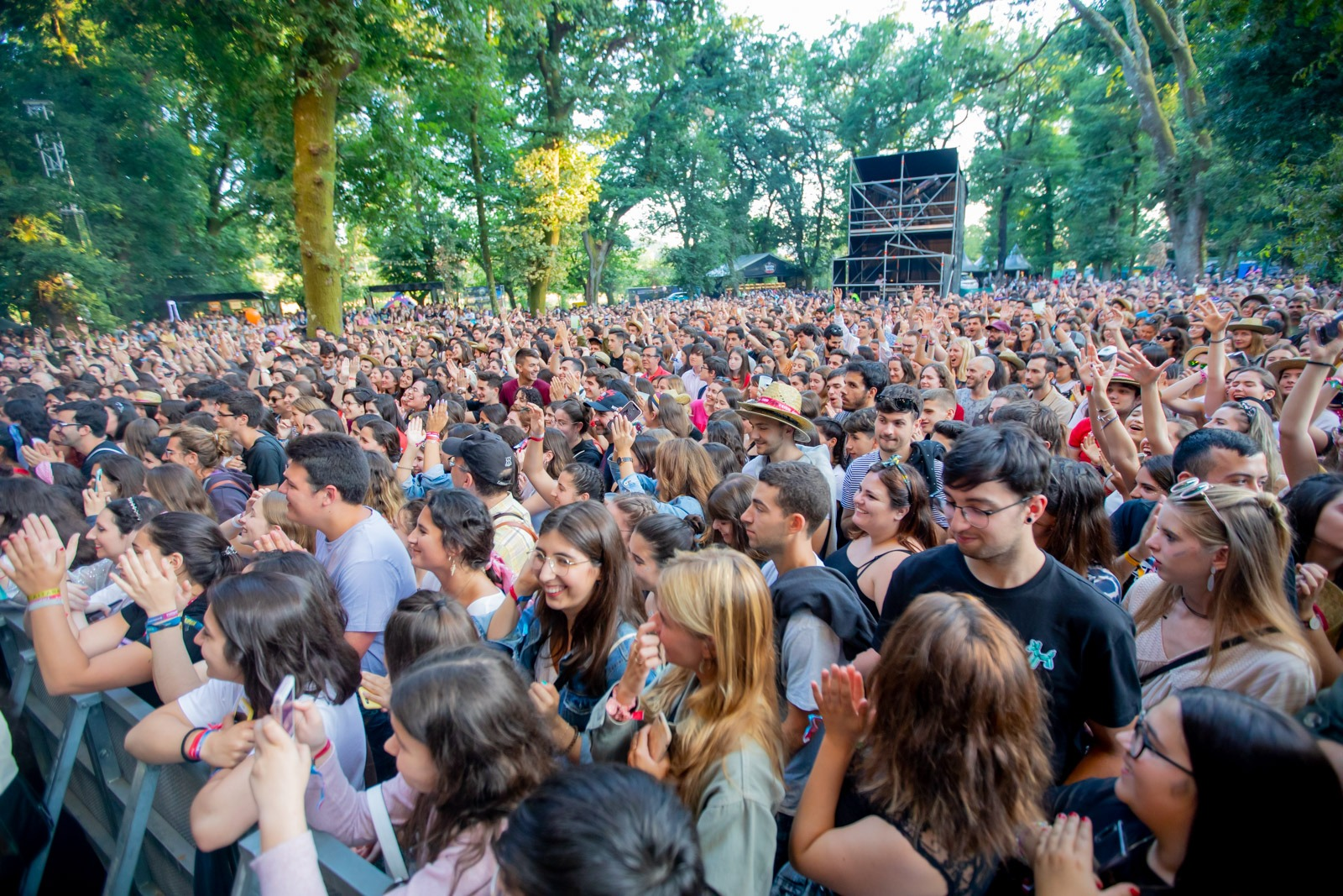 PortAmérica se consolida en su 8ª edición congregando en Caldas de Reis a 28.000 asistentes en tres días